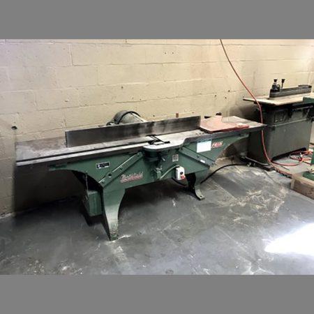 218055 Used Brandt Optimat KD94 Edgebander – Boshco-Dustek, Inc